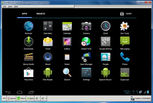 Emulator Android Terbaik dan Ringan Untuk Windows