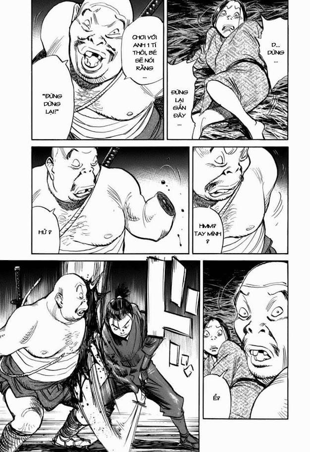 Billy Bat chương 25: Cuộn giấy của Momochi (8)