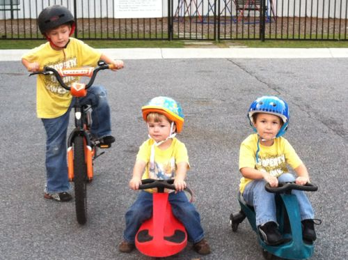 Pence boys bikes