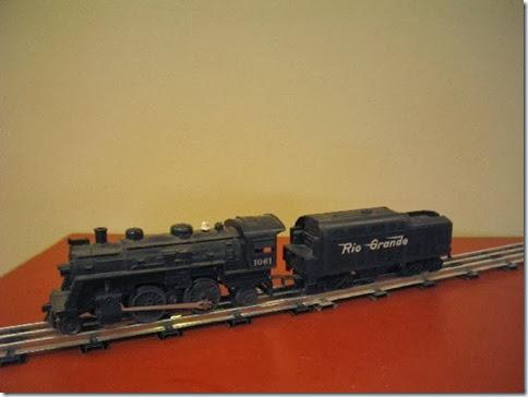 Lionel Scout Locomotive