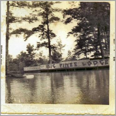 Flood big pine lodge 1958