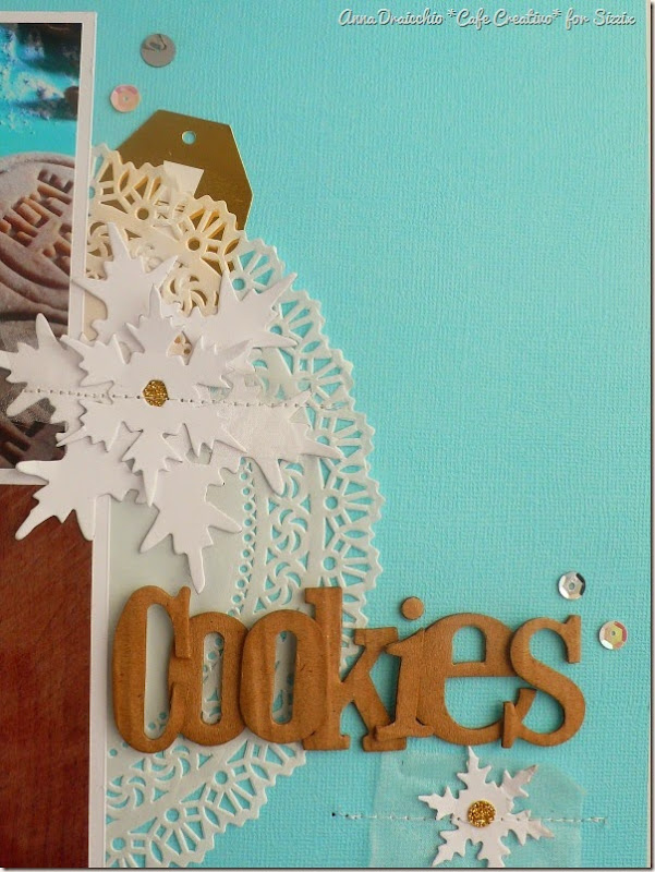 cafe creativo - sizzix big shot - scrapbooking christmas cookies (2)
