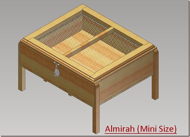 Almirah (Mini Size)