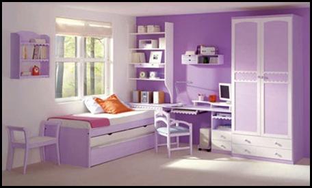 habitacion-infantil-color-morado