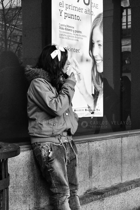 Dame ese cigarrillo...