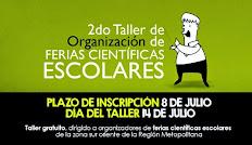 2do Taller de Organización de Ferias Científicas Escolares