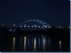 9421 Nashville, Tennessee - General Jackson Showboat Dinner Cruise - Gateway Bridge