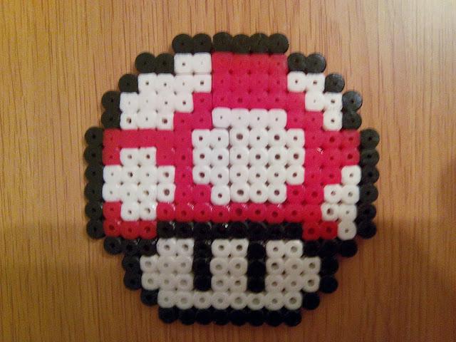 Champiñón de Super Mario Bross
