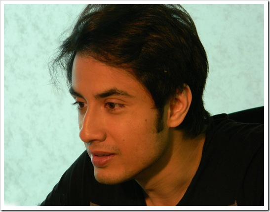 ali zafar latest wallpapers 2012