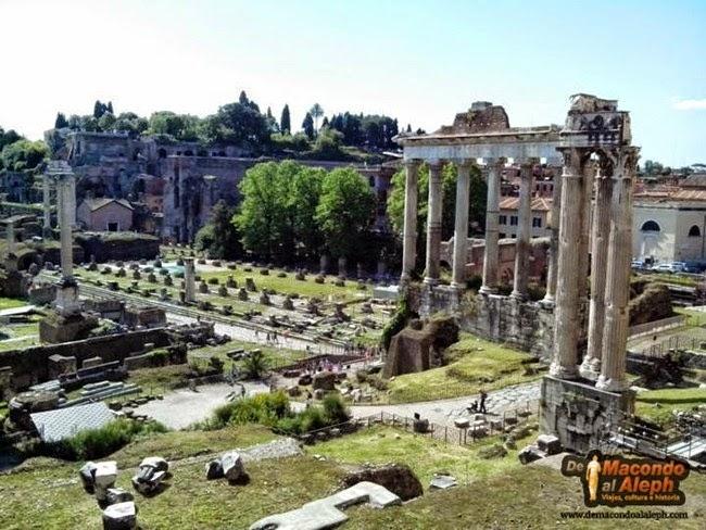 Visitar El Coliseo Romano 9