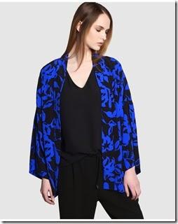 Kimono 100% viscosa 34,95€ Zendra el corte inglés