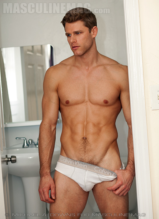 Andy Speer for Masculine