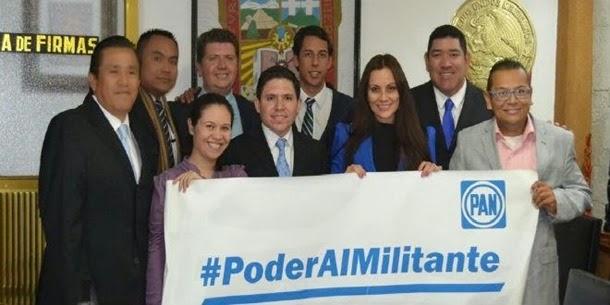 Panistas conforman Asociación Civil Poder al Militante