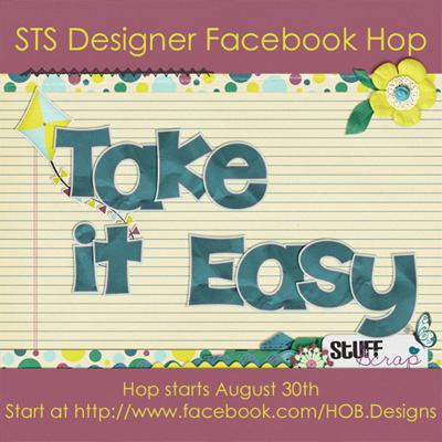Designer Darling FB Hop Flier