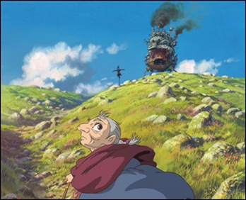 Howl's Moving Castle - 6