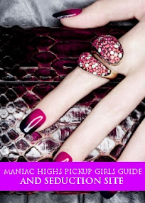 Cover of Maniac High's Book Maniac Highs Pickup Girls Guide And Seduction Site
