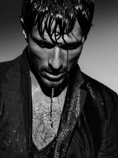 Andrés Velencoso Segura by Hunter & Gatti for  Esquire España, January 2012.  Styled by Chabela Garcia.