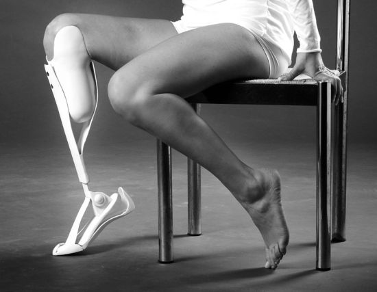 Outfeet prosthetic leg 3 K31mp 18770