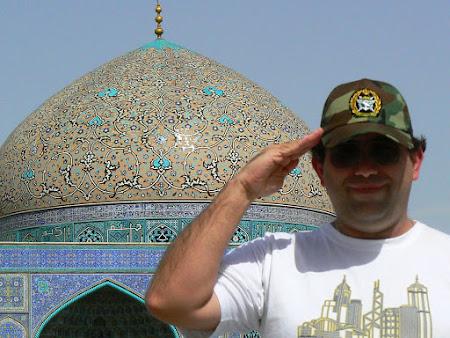 2009. in Imam Square Esfahan.JPG