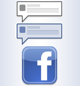 Customize Facebook Chat: Change Font size & add emoticons
