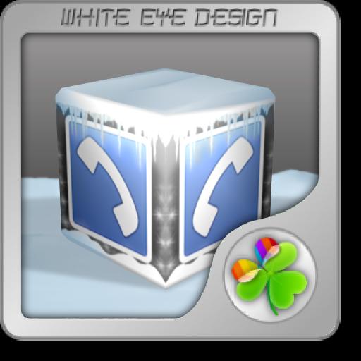 Winter Cube 4 GO Launcher Ex 個人化 App LOGO-APP開箱王