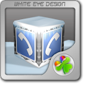 Winter Cube 4 GO Launcher Ex icon