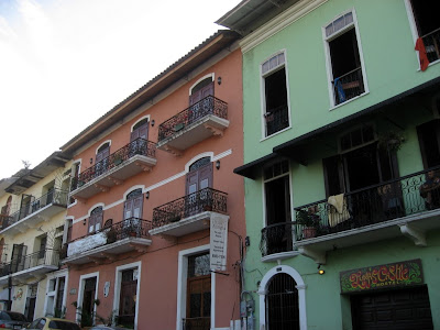 Luna's Castle, great hostel in Casco Viejo