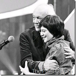 Erasmo Carlos e Fernanda Takai