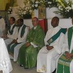 Missa de posse do novo pároco de São João Bosco