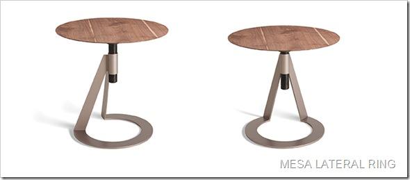 mesa lateral Ring- Jader Almeida