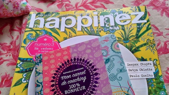 happinez magazine et coaching bonheur