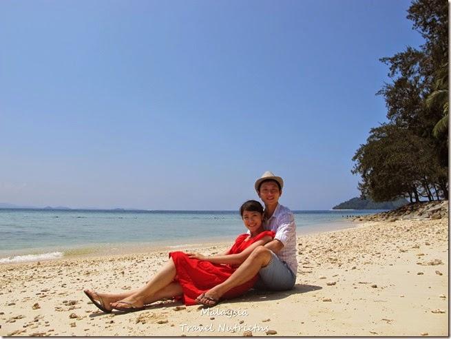 沙巴亞庇馬努干島 Manukan (20)