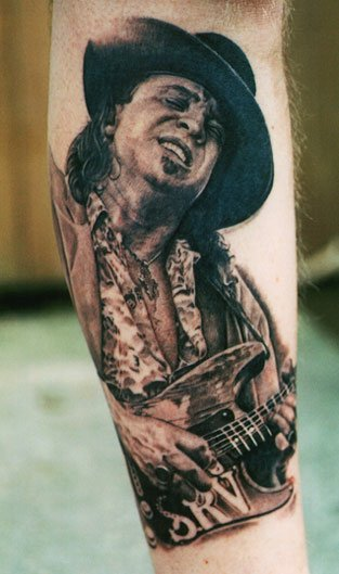 Stevie Ray Vaughn #1