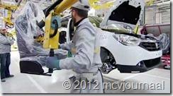 Productie Dacia Lodgy 07