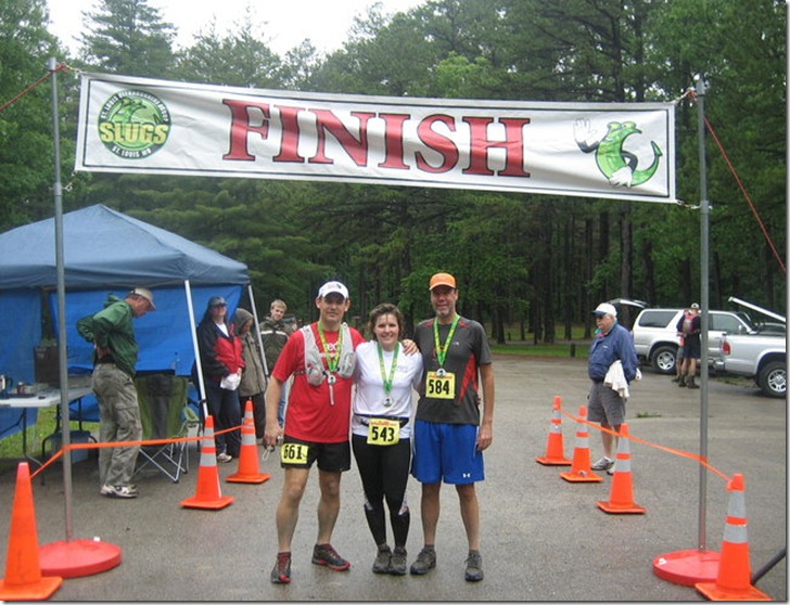 Berryman Marathon 2010 finish