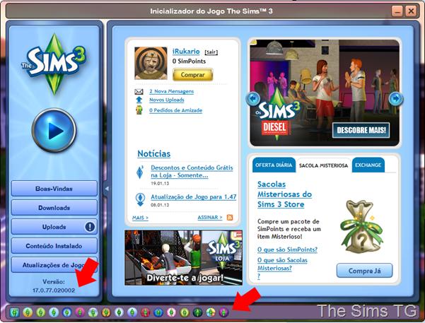 The Sims™ 3 : Anos 70, 80, e 90