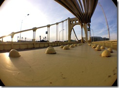 SueReno_WarholBridge_Pittsburgh_Fisheye