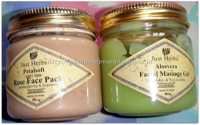Massage Gel n Face Pack