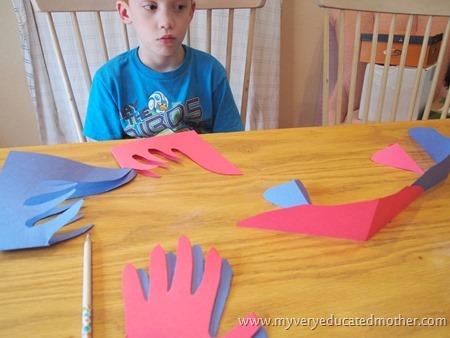 grandparentsdaycrafting #kidscraft #grandparentsday #crafting
