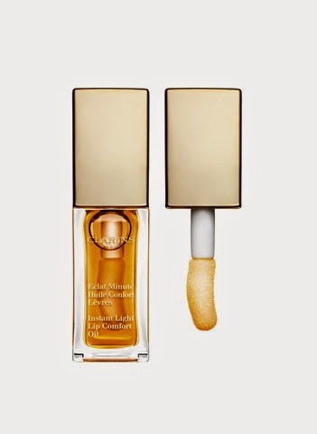 Instant Light Lip Comfort Oil 01 Honey LE