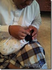 cukur rambut harraz 1