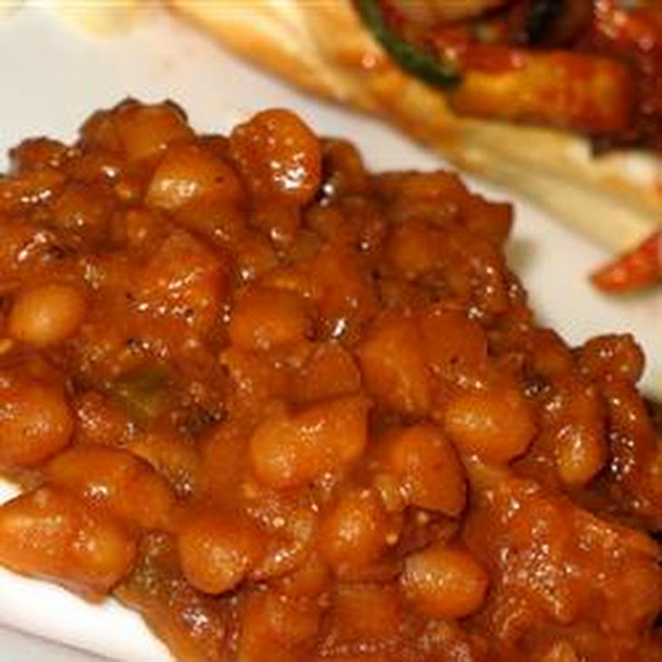 Recipe for Boston baked beans