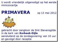 Week 2012-18 - Primavera 13.5.2012