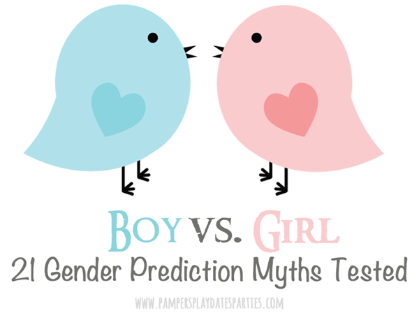 Boy vs Girl Gender Prediction Myths