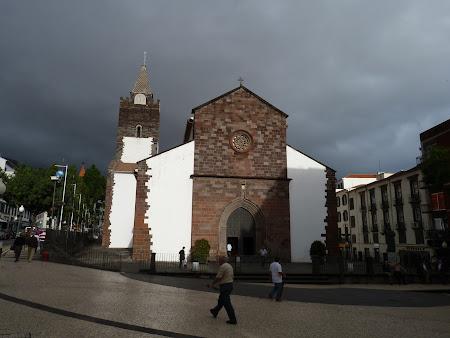 Obiective turistice Madeira: Catedrala Funchal