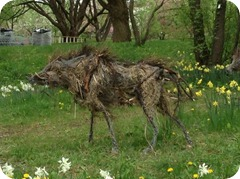 Sally Matthews - Animal sculpture