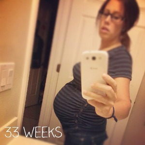 33weeks