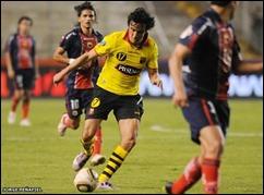 Barcelona - Deportivo Quito