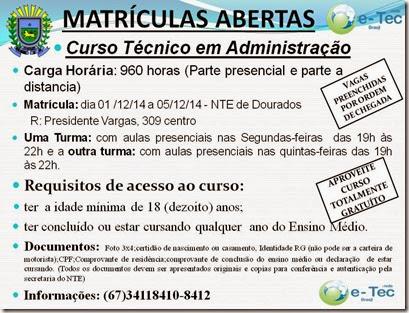 FORMAÇÃO PARA O CURSO TÉCNICO EM ADMINISTRAÇÃO,_047