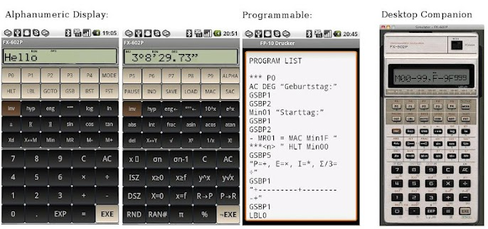 FX-602P Calculator apk